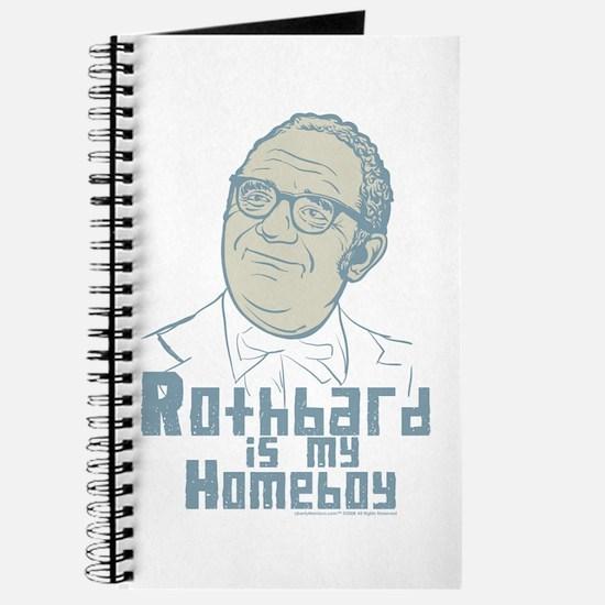 Rothbard Is My Homeboy Journal