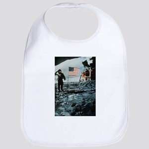 One Giant Leap For Mankind Bib