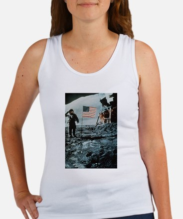 One Giant Leap For Mankind Women's Tank Top