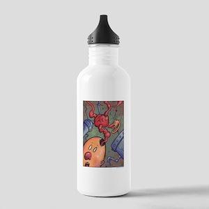 BRAIN FART Stainless Water Bottle 1.0L