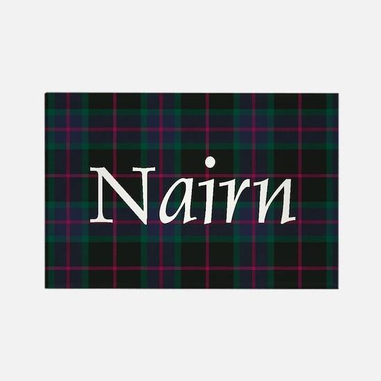 Tartan - Nairn Rectangle Magnet