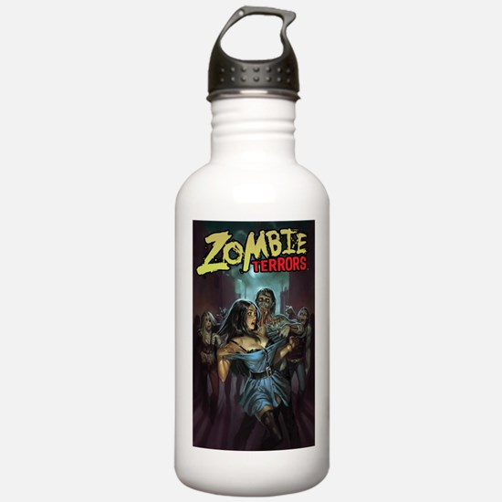 ZOMBIE TERRORS Water Bottle