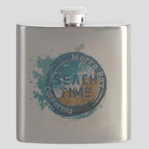 California - Morro Bay Flask