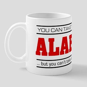 'Girl From Alabama' Mug