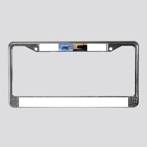 91st BG - License Plate Frame