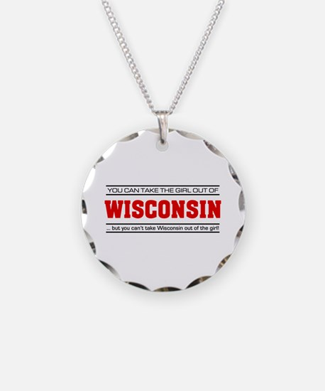 'Girl From Wisconsin' Necklace