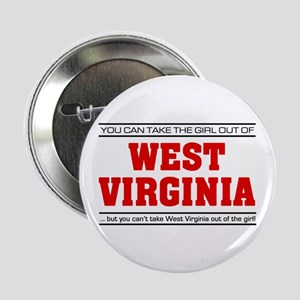 """'Girl From West Virginia' 2.25"""" Button"""