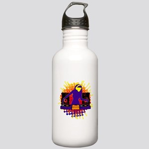 I Am The DJ Stainless Water Bottle 1.0L