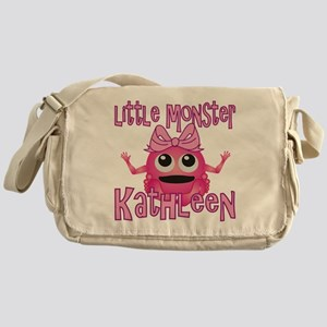 Little Monster Kathleen Messenger Bag