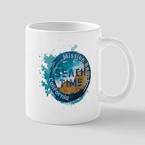 California - Mission Beach Mugs
