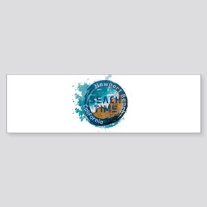 California - Newport Beach Bumper Sticker