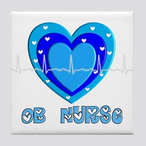 Registered Nurse IV Tile Coaster