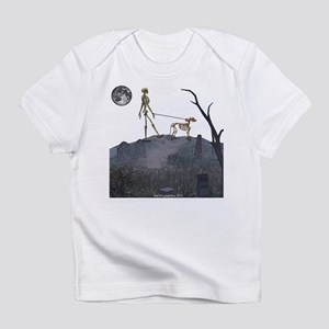walk in the cemetery Infant T-Shirt