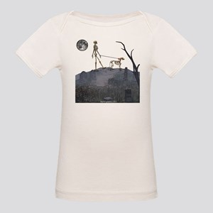 walk in the cemetery Organic Baby T-Shirt