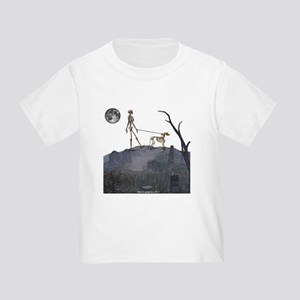 walk in the cemetery Toddler T-Shirt