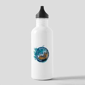 California - Redondo B Stainless Water Bottle 1.0L