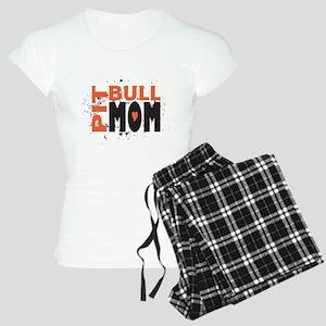 Pit Bull Mom Women's Light Pajamas