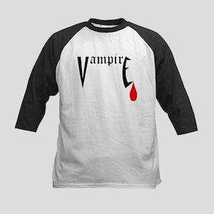 Vampire Kids Baseball Jersey