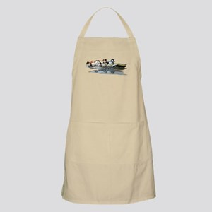 Painted Ocean Apron