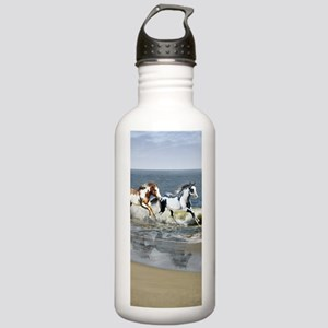 Painted Ocean Stainless Water Bottle 1.0L
