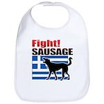 Fight! SAUSAGE Bib