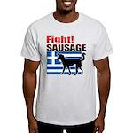 Fight! SAUSAGE Light T-Shirt