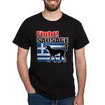 Fight! SAUSAGE Dark T-Shirt
