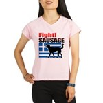 Fight! SAUSAGE Performance Dry T-Shirt