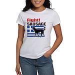Fight! SAUSAGE Women's T-Shirt