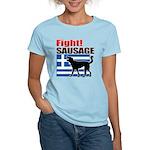 Fight! SAUSAGE Women's Light T-Shirt