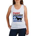 Fight! SAUSAGE Women's Tank Top