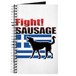 Fight! SAUSAGE Journal