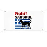 Fight! SAUSAGE Banner