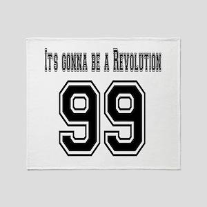 A Revolution: Throw Blanket