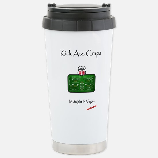 KAC 6 6 Stainless Steel Travel Mug