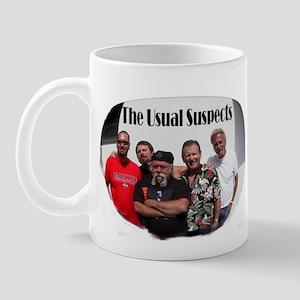 oval Mugs