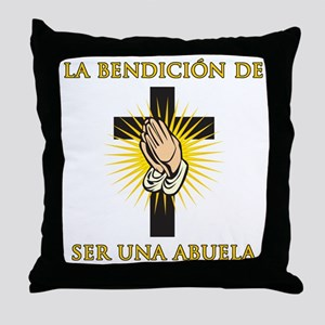Blessed Grandma Throw Pillow