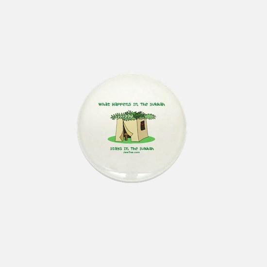 Sukkah Happenings Mini Button