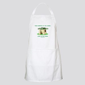 Sukkah Happenings Apron