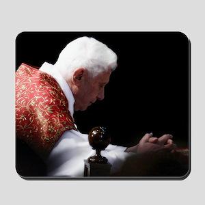 Pope Benedict XVI Mousepad