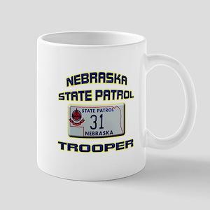 Nebraska State Patrol Mug