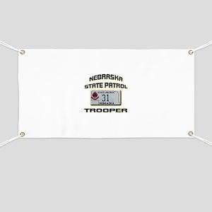 Nebraska State Patrol Banner