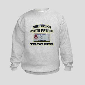 Nebraska State Patrol Kids Sweatshirt