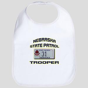 Nebraska State Patrol Bib