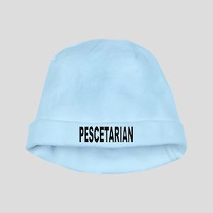 Pescetarian baby hat