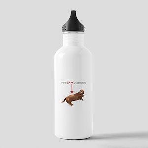 Pet My Wiener Stainless Water Bottle 1.0L