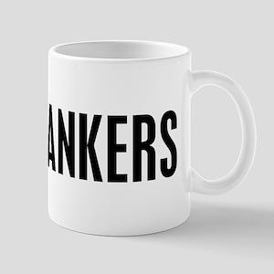 iHATE BANKERS Mug
