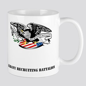 DUI-ALBANY RECRUITING BN WITH TEXT Mug