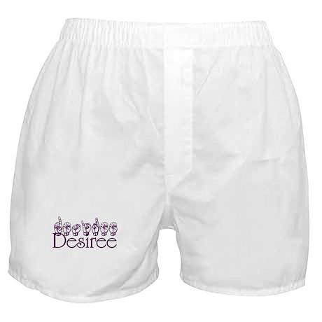 Desiree Boxer Shorts