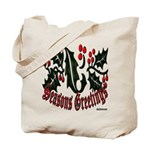 Christmas Noel Tote Bag